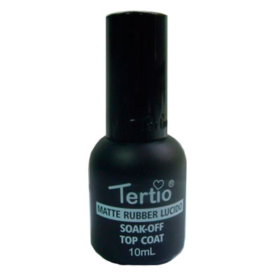 Rubber TOP Matte 10 ml TERTIO
